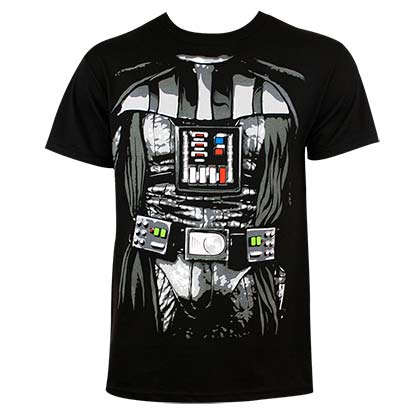 STAR WARS Darth Vader Costume Tee Shirt