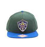 The Legend of Zelda Snap Back Cap Metal Shield