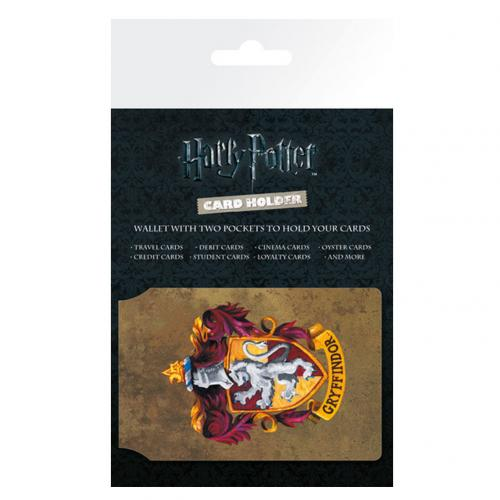 Harry Potter Card Holder Gryffindor