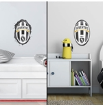 Juventus FC Wall Stickers Stemma