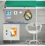 Real Madrid Wall Stickers 3D Hole