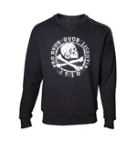 Uncharted 4 - Pro deus QVOD LICENTIA Men's Crewneck sweater