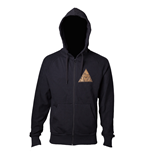 Zelda - Men's hoodie with Golden Triforce