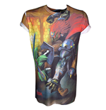 Zelda - Sublimated T-shirt, Ganondorf