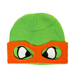 Retro Turtles - Mikey Face Beanie
