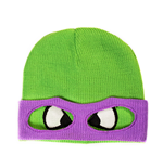 Retro Turtles - Donnie Face Beanie