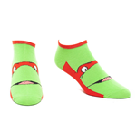 Turtles - Raphael Ankle Sock