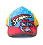 Superman - Vintage Trucker Cap