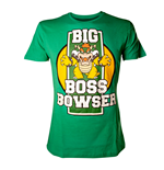 Nintendo - Big Boss Bowser. Green Shirt