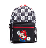 Nintendo - Jumping Mario Black Backpack