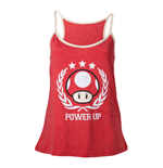 Nintendo - Girl's Top Power Up