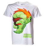 Streetfighter - Retro Blanka T-shirt