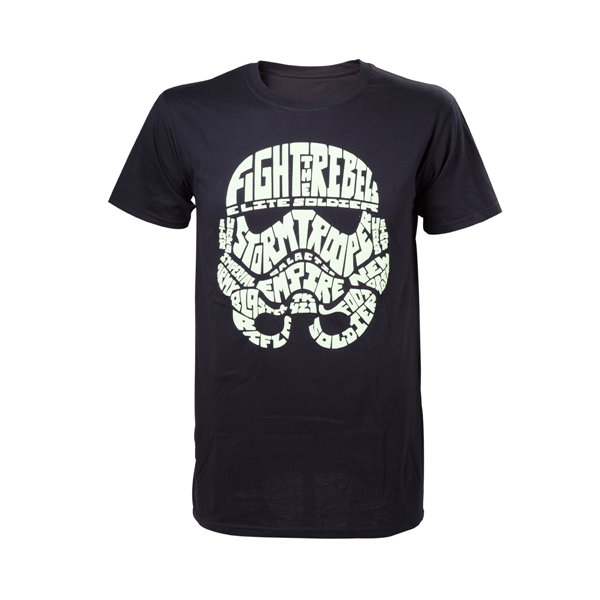 Star Wars - Stormtrooper Glow in the Dark T-shirt
