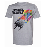 Star Wars - Retro Colors X-Wing T-shirt