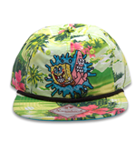 Spongebob - Jungle Snapback cap with Embrodery