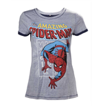 Marvel - The Amazing Spiderman Women T-shirt