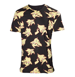 Pokémon - Pikachu All over Print T-shirt