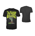 Plants vs Zombies - Zombie Brains T-shirt
