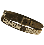 TX Chainsaw M - Belt With Stitching