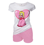 Nintendo - Princess Peach Women's Shortama