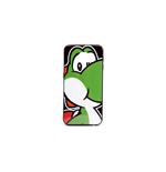 Nintendo - Yoshi, phone cover for Samsung S6