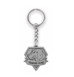 Metal Gear Solid V - Diamond Dogs Metal Keychain