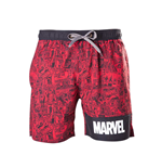 Marvel - Logo Swimshort