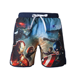 Marvel - Captain America Civil War Swimshort
