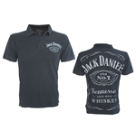 Jack Daniel's - Polo with Classic Loco
