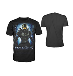Halo 4 - Master Chief Logo T-shirt