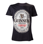 Guinness - Black Shirt