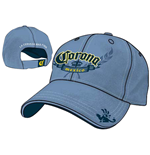 Corona - Denim Blue Washed ADJ Cap