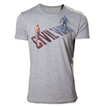 Captain America Civil War - Cap vs Iron Man T-shirt