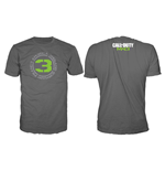 Call Of Duty - MW3 BATCH LOGO T-SHIRT