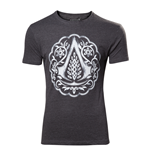 Assassin's Creed Movie - Florel Crest Logo T-shirt