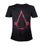 Assassin's Creed Rogue - Red Logo T-shirt