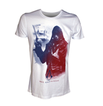 Assassin's Creed Unity - Arno in French flag T-shirt