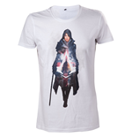 Assassin's Creed Syndicate - T-shirt White Evie Frye