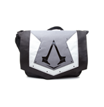 Assassin's Creed Syndicate - Messenger bag, Grey Flap Logo