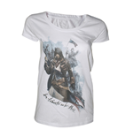 Assassins Creed - female T-shirt freedom