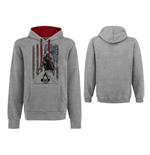 Assassin's Creed III - Burned Flag Hoodie