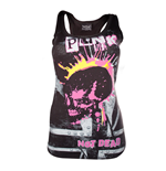 Alchemy - Punk Not Death Female Tank Top