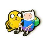 Adventure Time - Jake & Finn Buckle