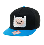Adventure Time - Snapback Finn in Embroidery
