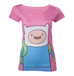 Adventure Time - Finn with Dots Shirt