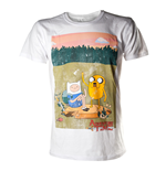 Adventure Time - Finn and Jake White