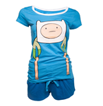 Adventure Time - Finn Female Shortama