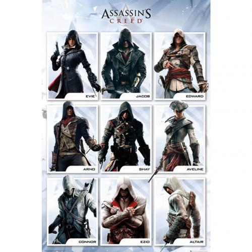 Assasins Creed Poster Compilation 260