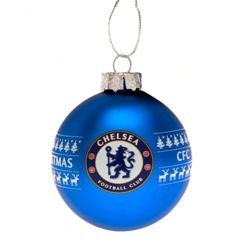 Chelsea F.C. Large Nordic Bauble