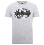 Dc Comics - Batman Sketch Logo T-shirt